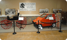 Greater Southwest Historical Museum: Exhibits