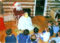 Greater Southwest Historical Museum: Santa's House on the Prairie