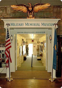 Greater Southwest Historical Museum: Military Museum entrance