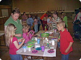 Greater Southwest Historical Museum: Kid's Crafts